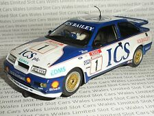 Scalextric - Ford Sierra RS500 ICS Ltd. Edn. - NEW