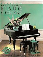Alfred's Basic Adult Piano Course: Alfred's Basic Adult Piano Course Lesson...