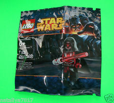 LEGO STAR WARS FIGUREN ### DARTH REVAN IM POLYBAG 5002123 OVP NEU ### =TOP!!!