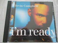 Tevin Campbell - I'm Ready - CD no ifpi