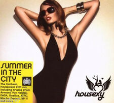 2 CD MIXED BY HOUSEXY SUMMER IN THE CITY RESIDENT RICHARD MURRAY