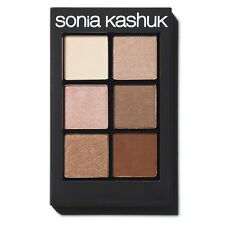 "SONIA KASHUK  ""PERFECTLY NEUTRAL"" EYE SHADOW PALETTE- 6 BEAUTIFUL SHADES!!"