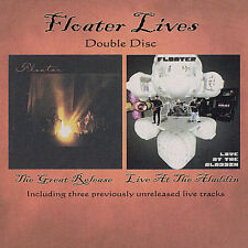 Floater Floater Lives (The Great Release  Live CD