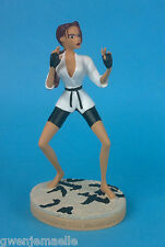 FIGURINE LARA CROFT MURAILLE DE CHINE  TOMB RAIDER LEGEND CORE DESIGN