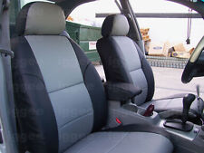 BUICK REGAL 1997-2004 IGGEE S.LEATHER CUSTOM FIT SEAT COVER 13 COLORS AVAILABLE