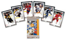 NHL Forwards : Hockey Card Stamp Pack Souvenir Sheets - Sealed box 10 Sets of 6