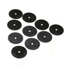 10x Stainless Round Cutting Sawtooth Metal Saw Blade Rotary Discs Grinder 22mm