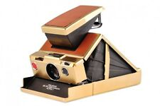 "Polaroid SX-70 Alpha 1 ""Mildred Scheel"" Land Camera Limited Edition 24k Gold"