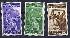 FRANCOBOLLI 1936 VATICANO GIURIDICO N° RIF 2413