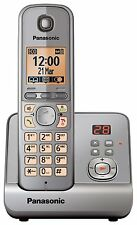 NEW Panasonic KX-TG6721 KX-TG6722 Cordless DECT Phone with Answering Machine