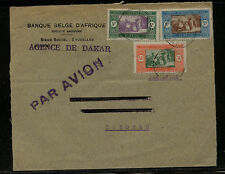 Senegal   105,120,122 on cover  to   England          MS0224