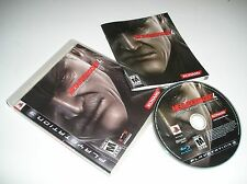 PS3 Metal Gear Solid 4: Guns of the Patriots (Sony PlayStation 3, 2008) 1-16