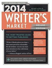 2014 Writer's Market by Robert Lee Brewer, Deluxe Edition - REDUCED PRICE!!!