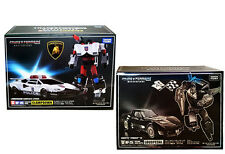 TAKARA TRANSFORMERS MASTERPIECE MP-14C Clamp Down  MP-25L LOUDPEDAL PACK LIMITED