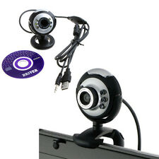 USB 12 Megapixel Camera Web Cam w/ Mic Night Vision for Desktop/Laptop Skype us
