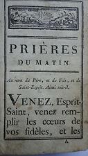Livre de prière de messe en gros caractères MALS VOYANTS