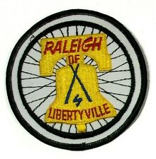 Vintage Patch - Raleigh of Libertyville  - Cycling