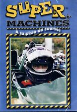 BRAND NEW CHILDREN DVD // Super Machines(Mighty Machines) A La Piste De Course