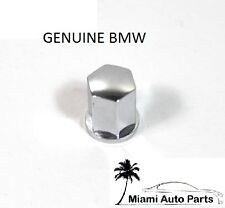 Genuine BMW E36 E85 M3 M5 Z3 Z4 Z8 Cap Nut (Chrome) - Valve Cover & Intake Cover