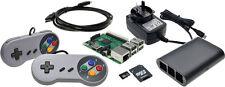"""Mini Raspberry Pi 3 Retro Games Kit 16GB """"Like The NES Classic"""" RPi3B391"""