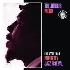 Thelonious monk-Live at the 1964 Monterey Jazz Festival CD NEUF