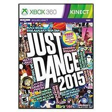 XBOX 360 Just Dance 2015 Game BRAND NEW SEALED