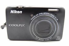 Nikon Coolpix S6300 16 MP 2.7″ screen 10× DIGITAL CAMERA