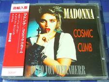 MADONNA - COSMIC CLIMB / OTTO VON WERNHERR - Japan - Obi