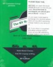 The Rv Rating Book, 1990-1999: Best of Used Motor Homes, Rv Consumer Group, Gall