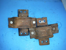 98 Ford 7.3 Powerstroke engine mounts for both sides