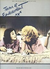 TERMS OF ENDEARMENT soundtrack MUSIC BY MICHAEL GORE holland 1984 EX LP