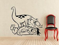 Flintstones Wall Decal Fred Dino Cartoons Vinyl Sticker Art Decor Mural (374z)