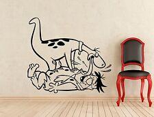 Flintstones Wall Decal Fred Dino Cartoons Vinyl Sticker Art Decor Mural (374z)