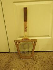 Vintage Bancroft Tournament Billy Jean King by Bancroft Tennis Racquet Wood