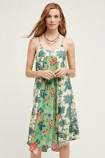 NWT  ANTHROPOLOGIE Santee Swing Dress By Maeve size Large $178