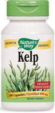 Kelp - 100 Capsules - Nature's Way