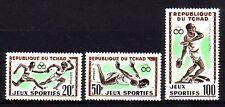 Tschad Michelnummer 89 - 91 postfrisch  (Afrika:65)