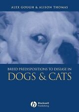 Breed Predispositions to Disease in Dogs and Cats-ExLibrary
