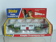 Dinky Toys 359 Space 1999 Eagle Transporter  Boxed Gerry Anderson Old Shop Stock