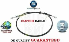 FOR DAIHATSU SPORTRAK  1.6 1.6i 1989-1998 CLUTCH CABLE 31340-87624 3134087624