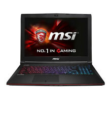 "MSI GE62 2QF APACHE PRO 15.6"" (1TB, Intel Core i7 4th Gen., 2.7GHz, 16GB)..."