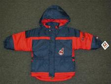 Cleveland Indians youth sz. 6 Jacket Coat MLB MINT w Tags BRAND NEW kids winter