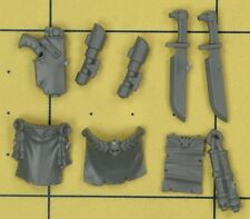 Warhammer 40K Space Marines Tactical Squad Accessories