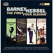 Barney Kessel - First Four Albums (2008) 2CDS
