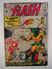 FLASH #161 VG+ (4.5) DC COMIC FUTURE MIRROR