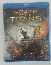 Wrath of the Titans (Blu-ray/DVD 2012 New