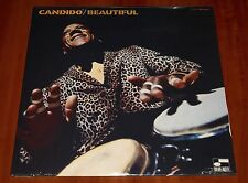 CANDIDO BEAUTIFUL LP HEAVY VINYL *RARE* BLUE NOTE RECORDS USA PRESS LIMITED New