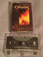 The Offspring ‎Ignition Cassette Tape green day pennywise bad religion anti-flag