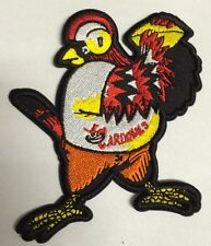 """Arizona Cardinals Vintage Embroidered Iron On Patch 4"""" x 3""""  NFL NICE"""