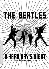 A HARD DAY'S NIGHT New Sealed DVD Criterion Collection The Beatles